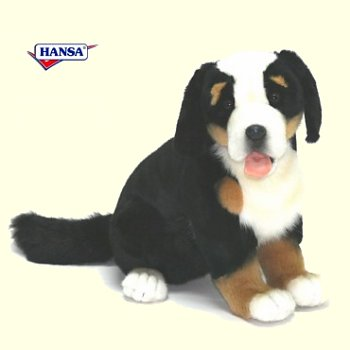 Plush Sennenhund Stuffed Animal