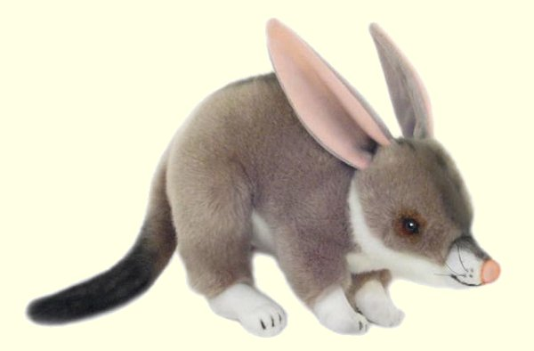 Bocchetta Bill Bilby Stuffed Animal