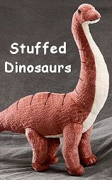 Stuffed Dinosaurs from Stuffed Legends