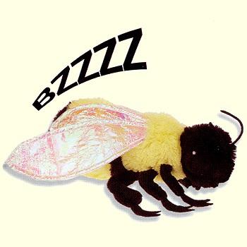 Plush Bumblebee Stuffed Animal