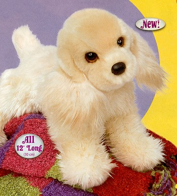 Stuffed Plush Cocker Spaniel