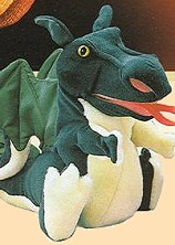 Stuffed Dragons