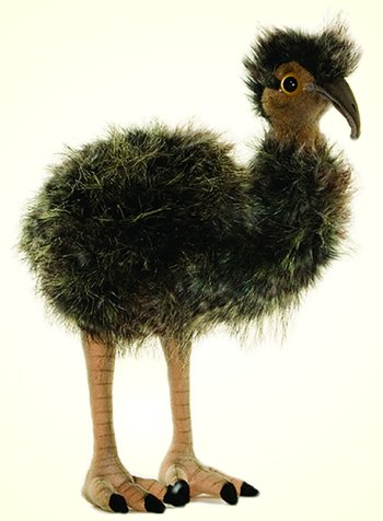 Stuffed Plush Emu Chick from Hansa