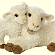 Aurora Miyoni Ewe and Lamb