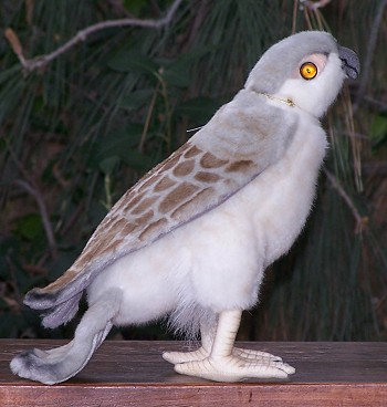 Hansa Stuffed Plush Falcon