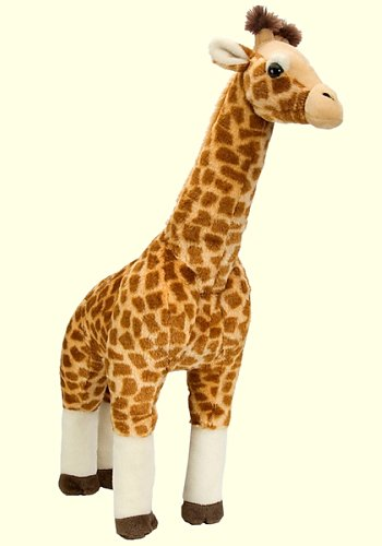 Wild Republic Stuffed Plush Giraffe