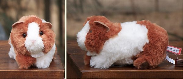 Douglas Marble Plush Guinea Pig Stuffed Animal