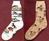 Horse Socks from Critter Socks