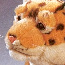 Stuffed Plush Jaguar Cub