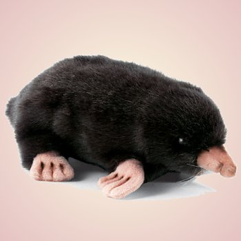 Hansa Stuffed Plush Mole