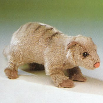 Leosco Stuffed Plush Mongoose