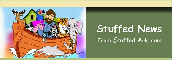 Stuffed News from Stuffed Ark.com