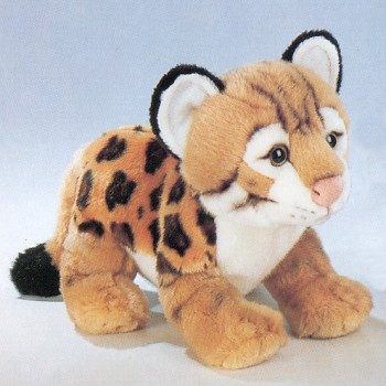 Leosco Stuffed Plush Ocelot
