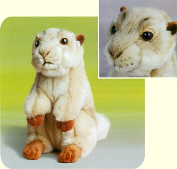 Leosco Stuffed Plush Prairie Dog