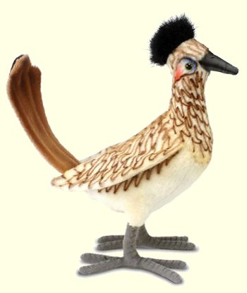 Hansa Stuffed Plush Road Runner
