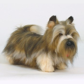 Hansa Stuffed Plush Skye Terrier