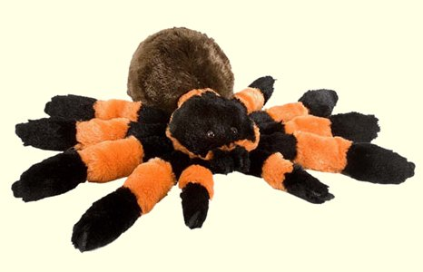Wild Republic Cuddlekins Plush Tarantula