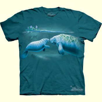 Manatees T-Shirt from The Mountain
