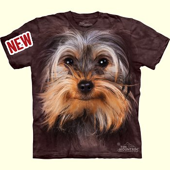 Yorkshire Terrier T-Shirt from The Mountain